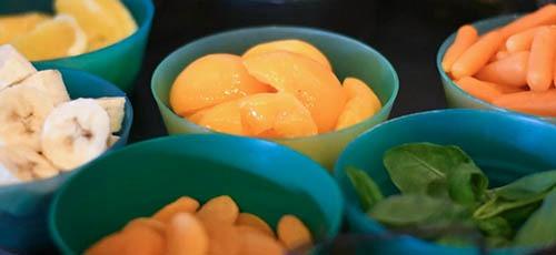 gezond eten kinderopvang bso gouda