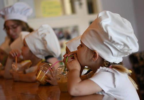 gezond eten moestuin kinderopvang